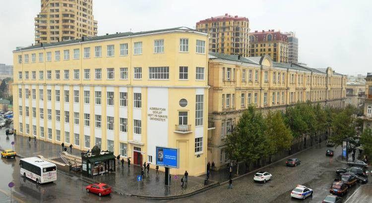 Бүгд Найрамдах Азербайжан Улсын газрын тос, үйлдвэрлэлийн их сургуульд тэтгэлэгээр суралцуулна