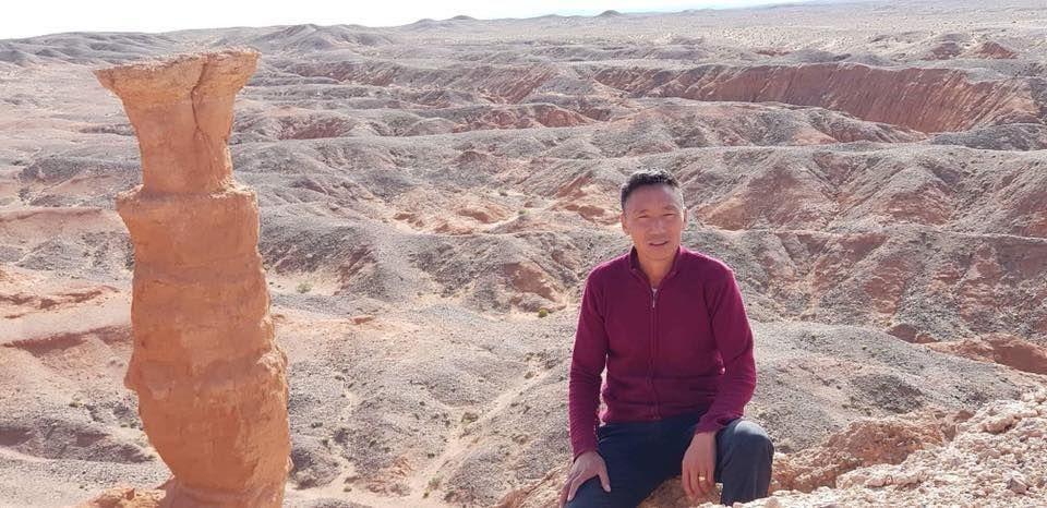 Erdenebayn Battulga
