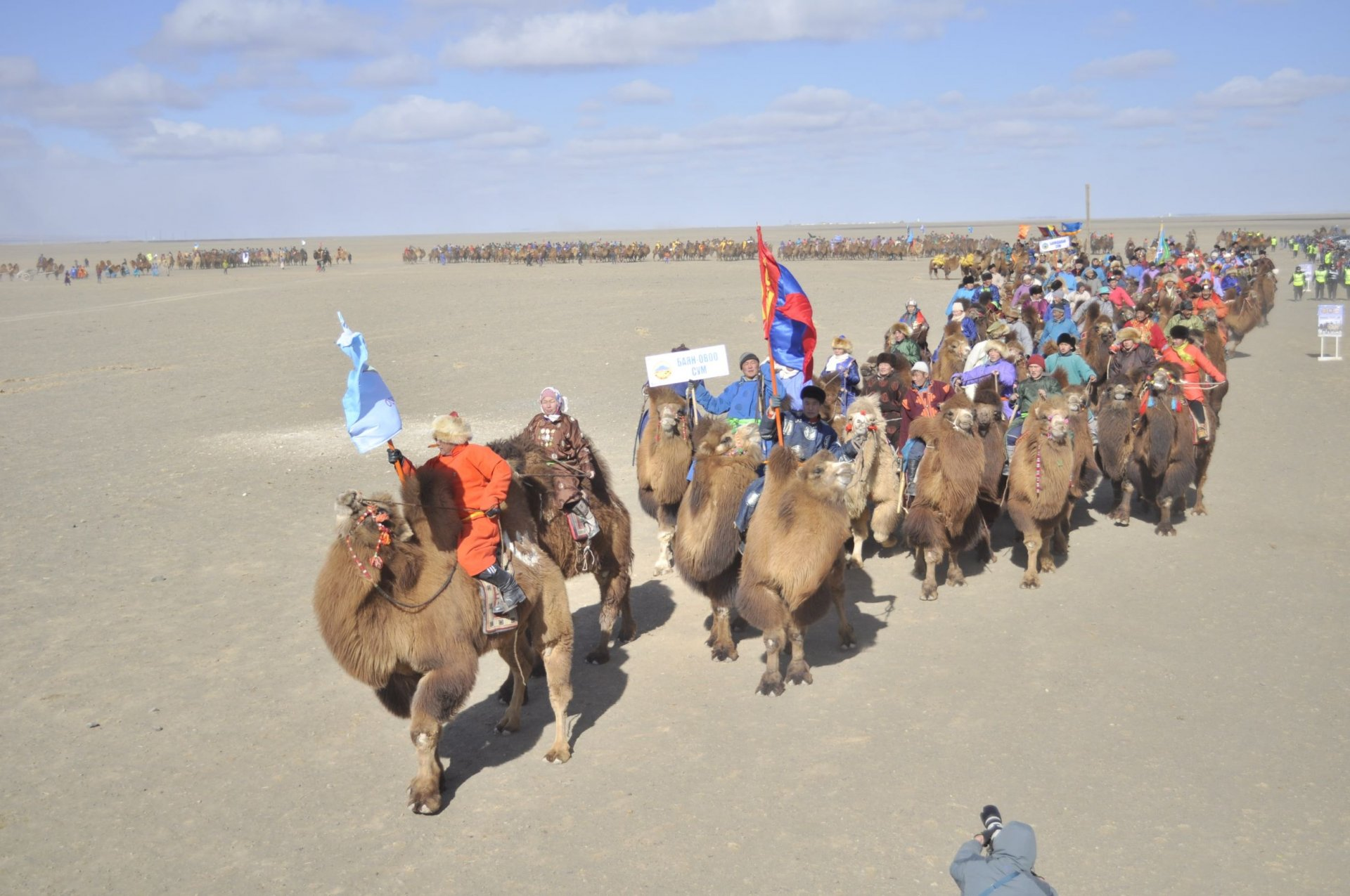 Two humped Bactrian camel riding journeys