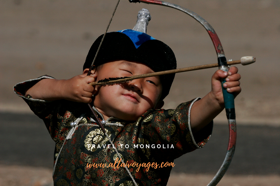 Traveling in Mongolia with kids