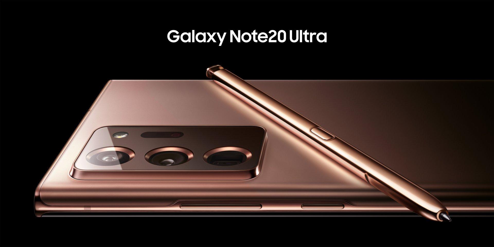 Galaxy Note20 / 20 Ultra