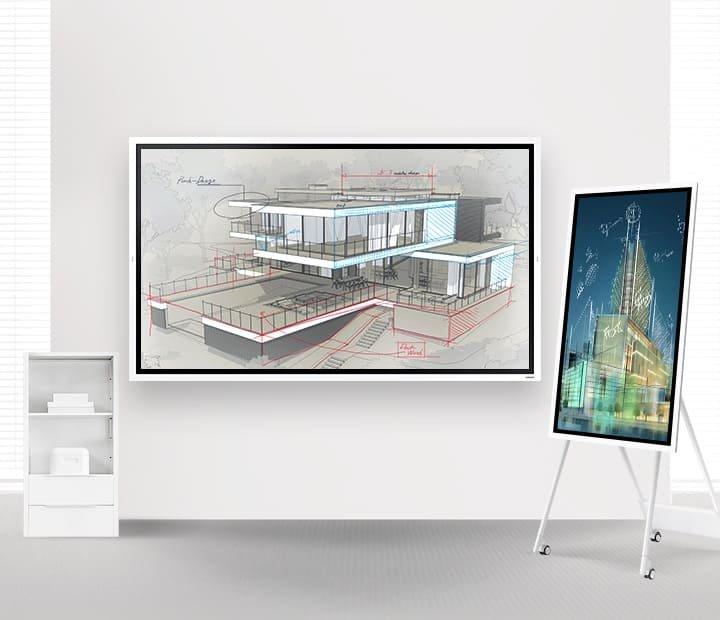 Оффисын олон үйлдэлт дэлгэц буюу Samsung Flip2
