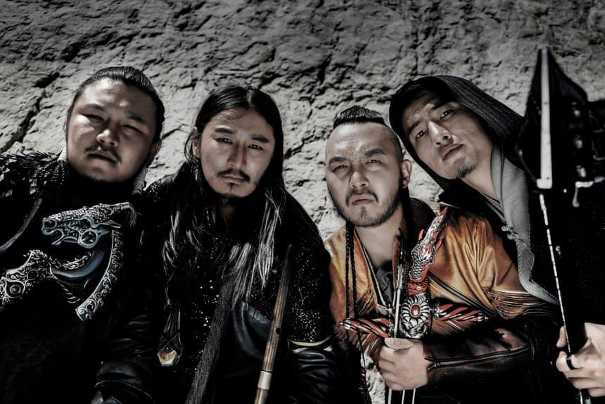 How Mongolian rock band