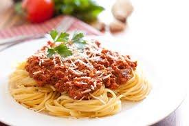 Спагетний гоймон+Спагетний соус=Аялалд амт нэмнэ