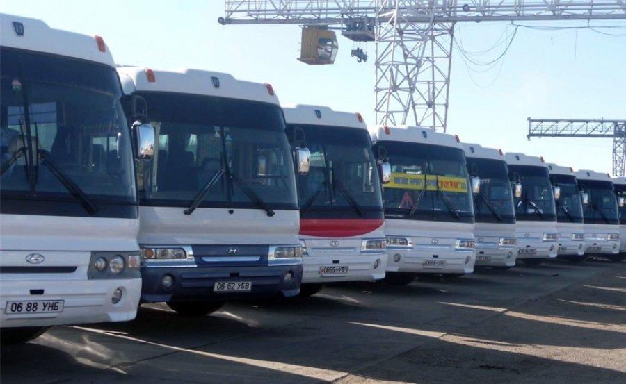 Хот хоорондын зорчигч тээврийн автобусыг цагийн хуваарийг 19001234 утаснаас тодруулах боломжтой