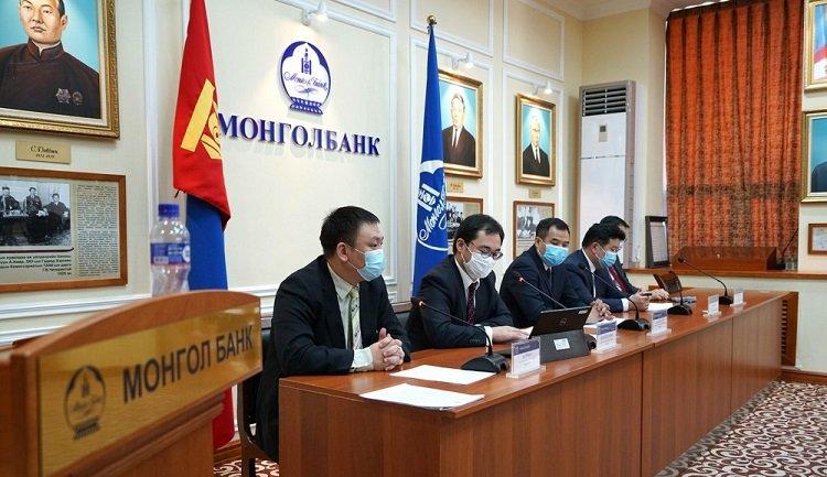 Шууд: Монголбанкны хэвлэлийн бага хурал эхэллээ