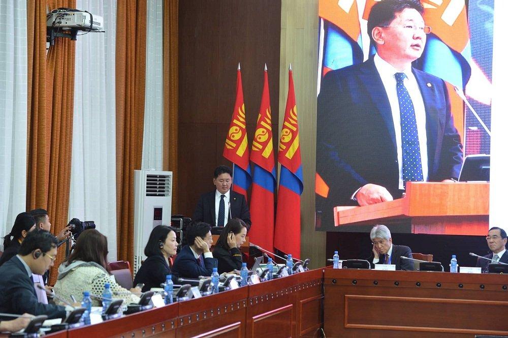 Азийн худалдааг дэмжих байгууллагуудын удирдлагын түвшний 32 дахь удаагийн чуулган эхэллээ