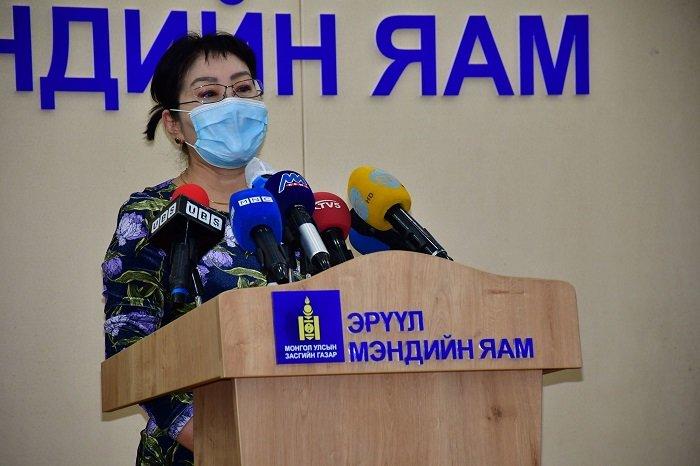 Д.Нямхүү: 469 хүнд шинжилгээ хийхэд 1 хүнээс коронавирус илэрлээ
