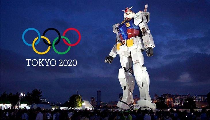 """GUNDAM робот """"ТОКИО-2020"""" олимпийн наадмын нэгэн төрлийн билэгдэл болжээ"""