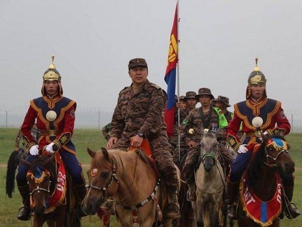 Олон улсын цэргийн наадамд Монголын морин цэргүүд аваргаллаа