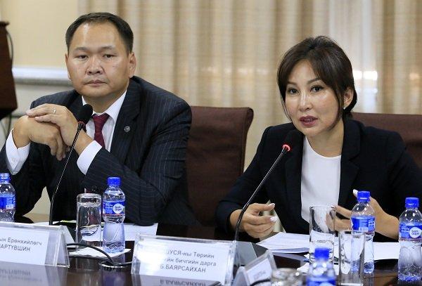 Монголын топ аж ахуйн нэгжүүд байгууллагын цэцэрлэгтэй болохыг дэмжив