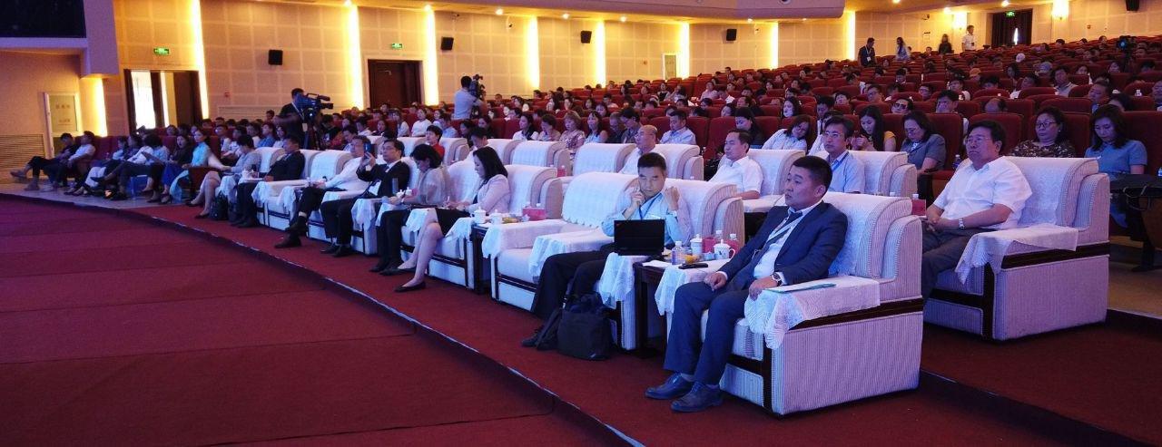 """""""Олон Улсын Монгол эм, эмнэлгийн салбарын хөгжил"""" сэдэвт форумд оролцлоо"""