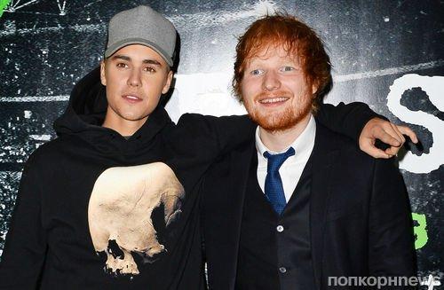 Эд Ширан Жастин Бибер нар шинэ дуу гаргалаа