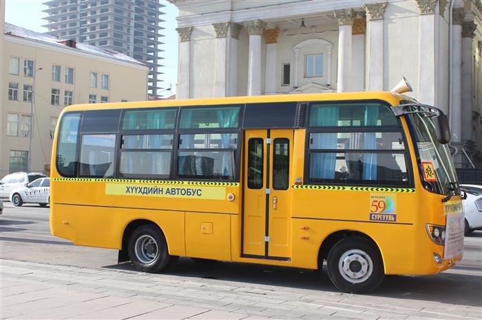 Маргаашнаас эхлэн хүүхдийн 40 автобус хөдөлгөөнд оролцоно