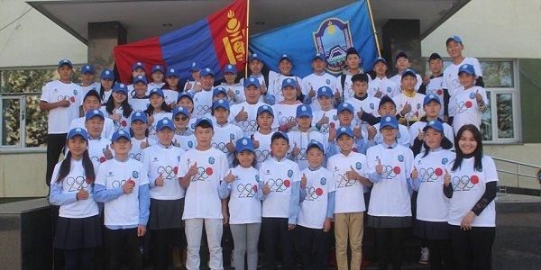 Хүүхдийн спортын их наадамд оролцогч баг, тамирчдыг хүлээн авч уулзлаа