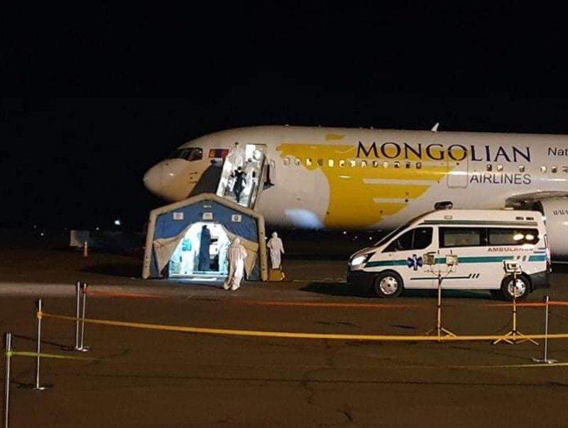 БНСУ-аас тусгай үүргийн онгоцоор 261 иргэнээ авч ирлээ