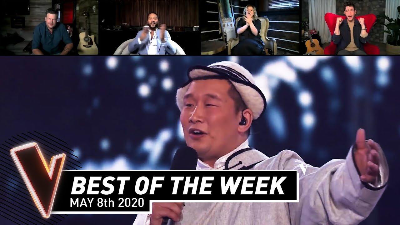 """""""Best of The Voice"""" Э.Дашнямыг ШИЛДГЭЭР нэрлэлээ"""
