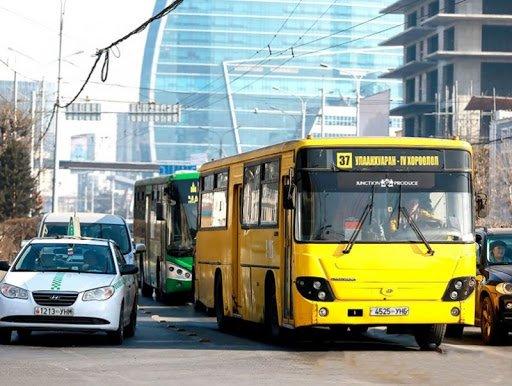 Хөл хорионы үеэр нийтийн тээврийн хэрэгслийн хөдөлгөөнийг хязгаарлана