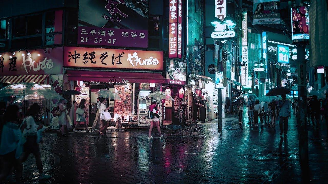 Токио орчимд хүчтэй аадар бороо үргэлжлэн орж байна