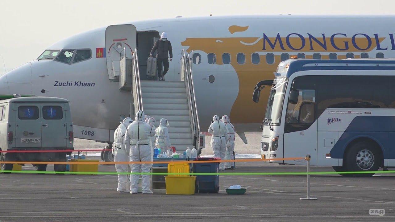 ШУУД: Токио-Улаанбаатар чиглэлийн тусгай үүргийн онгоц газардлаа