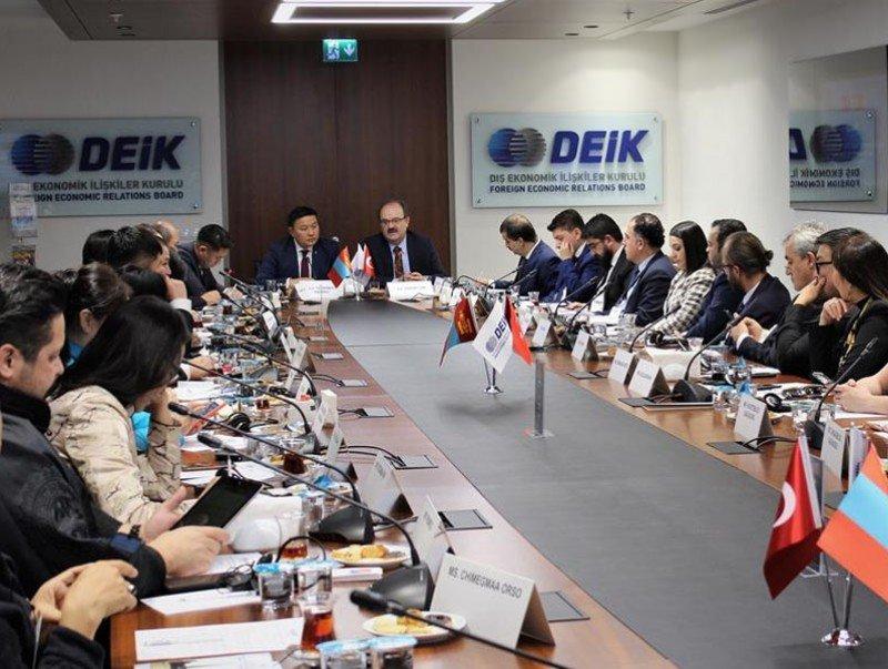 Монгол-Туркийн аялал жуулчлалын бизнес эрхлэгчид чуулав
