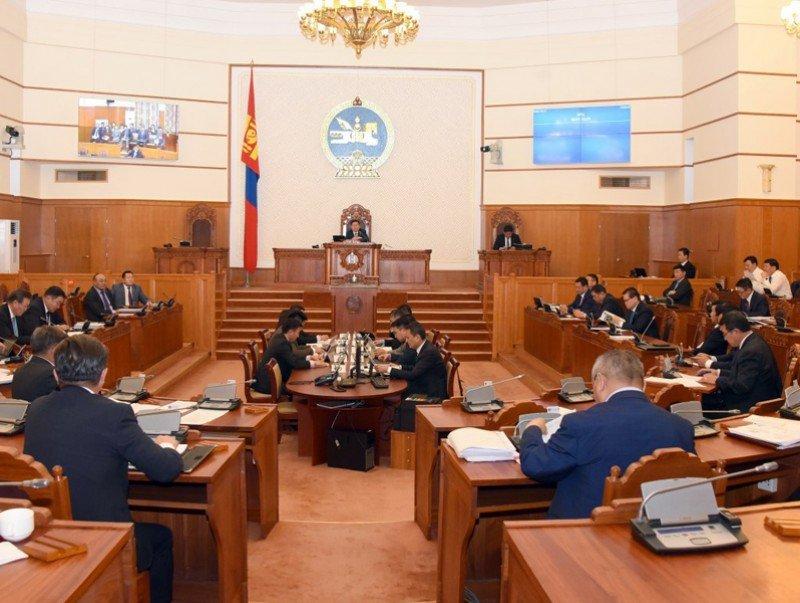 Монгол Улсын 2020 оны төсвийн тухай хуулийн төслийг хоёр дахь хэлэлцүүлэгт шилжүүлэв