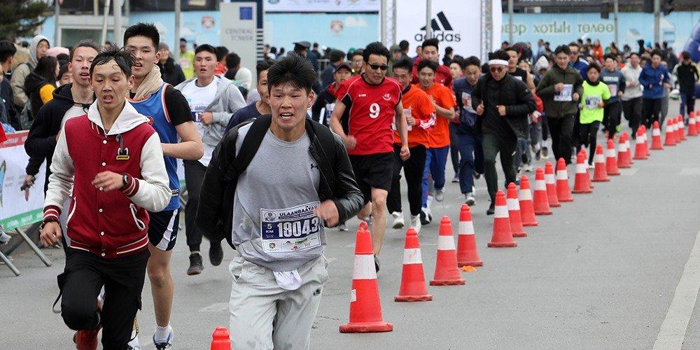 Энэ амралтын өдрүүдэд бүх нийтийн гүйлт, дугуйн уралдаан болон шатрын тэмцээн болно