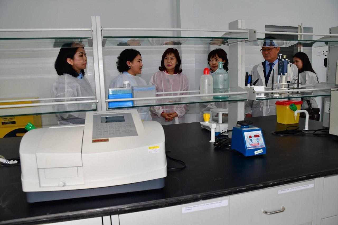 Биобэлдмэлийн үйлдвэр ажиллаж эхэллээ