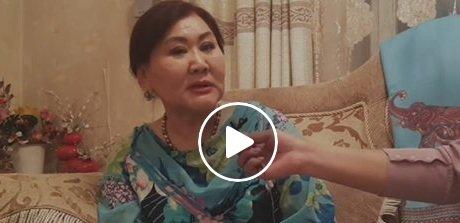 Ардын жүжигчин Ш.Чимидцэеэ: Би гудамжинд гарчихвал яах билээ...