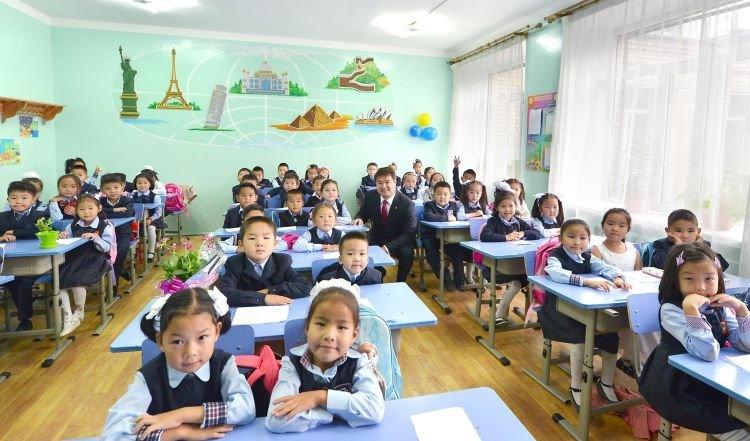 Нэгдүгээр ангид элсэгчдийн БҮРТГЭЛ ЭХЭЛЛЭЭ