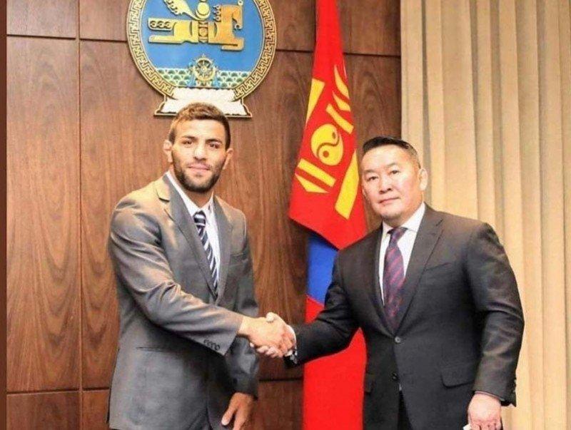 Моллаей Саеидийг өөрийнх нь хүсэлтээр Монгол Улсын харьяат болголоо