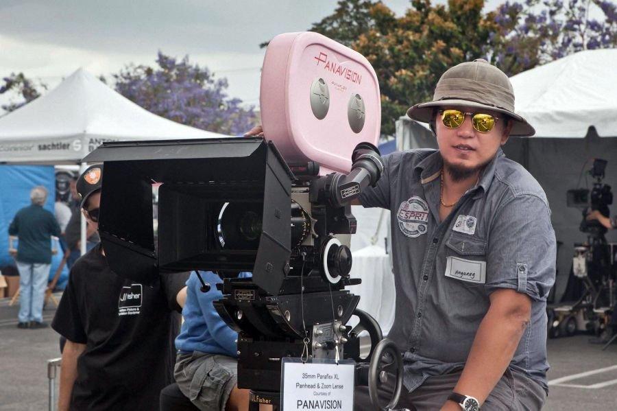 Кино продюсер Д.Ангараг Монгол Улсын Соёлын элч боллоо