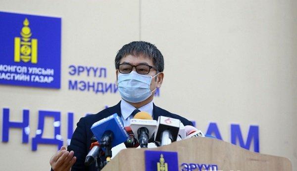 Д.Нямхүү: Өчигдөр Алтанбулаг боомтоор орж ирсэн зорчигчдоос гурван сэжигтэй тохиолдол тусгаарлагдсан