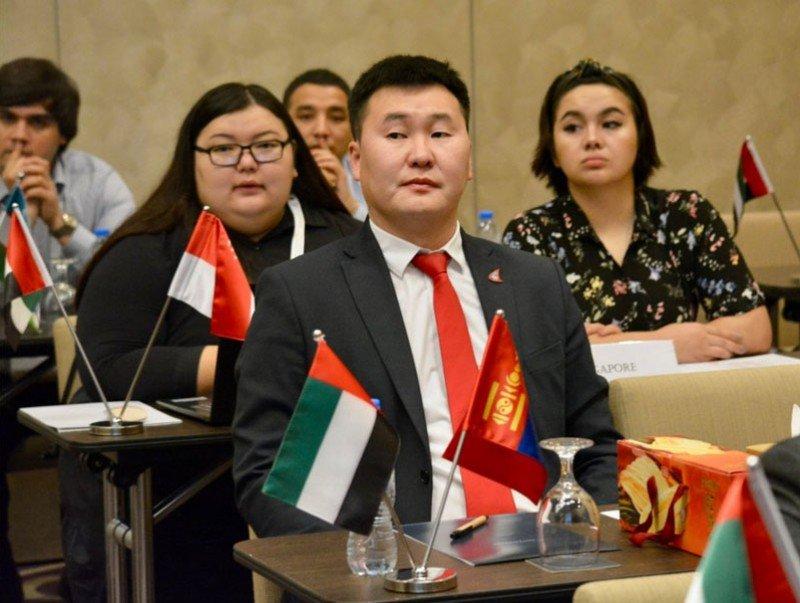 Х.Эрдэнэбаатар Азийн холбооны дэд ерөнхийлөгчөөр сонгогджээ