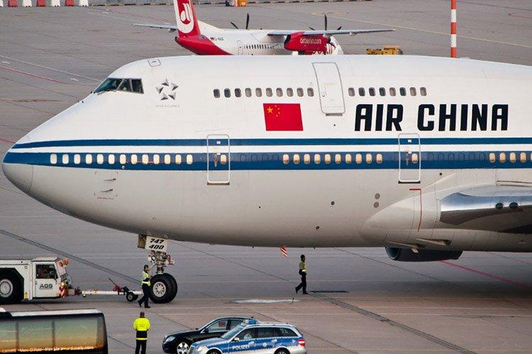 """""""Air China"""" энэ сарын 12-ноос Улаанбаатар-Хөх хот чиглэлд шууд нислэг үйлдэнэ"""
