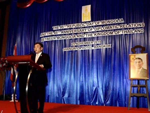Монгол, Тайландын хооронд дипломат харилцаа тогтоосны 45 жилийн ойг тэмдэглэв
