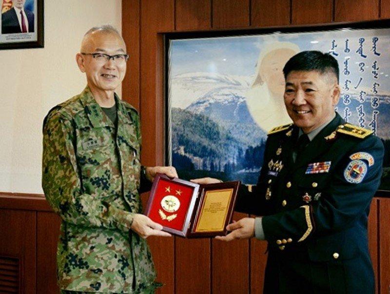 Монгол, Японы цэргийн хамтын ажиллагаа өргөжиж буйг онцлов