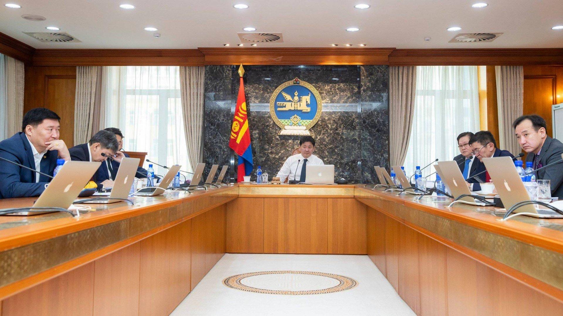 Засгийн газрын ээлжит хуралдаан 2019 оны 10 дугаар сарын 23-ны өдөр болж дараах асуудлуудыг хэлэлцэн шийдвэрлэлээ