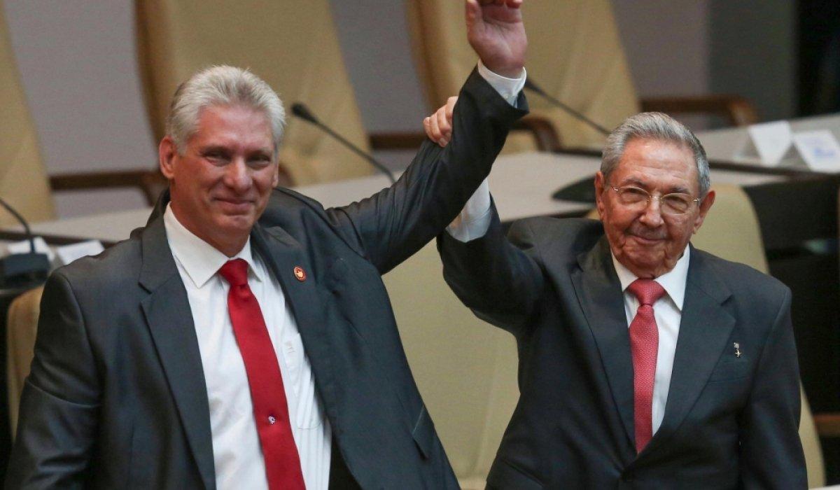 Кубын Ерөнхийлөгчөөр Мигель Диас-Канель сонгогдлоо