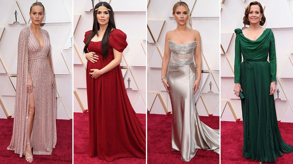 """""""Оскар 2020""""-ийн улаан хивсний ёслол (фото)"""