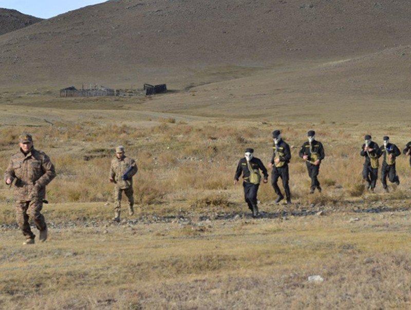 Цэргийн дүйцүүлэх алба хаагчдын дунд цэрэг спортын цогцолбор тэмцээн боллоо