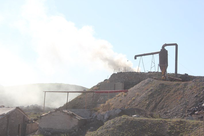 Шохойн чулууны үйлдвэрт осол гарч нэг хүний амь нас хохирчээ