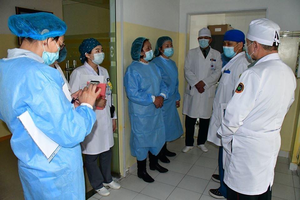 Цэргийн төв эмнэлэг 570 ор дэлгэн 300 гаруй эмч, эмнэлгийн мэргэжилтэн ажиллуулахаар хуваарь гарган ажиллаж байна