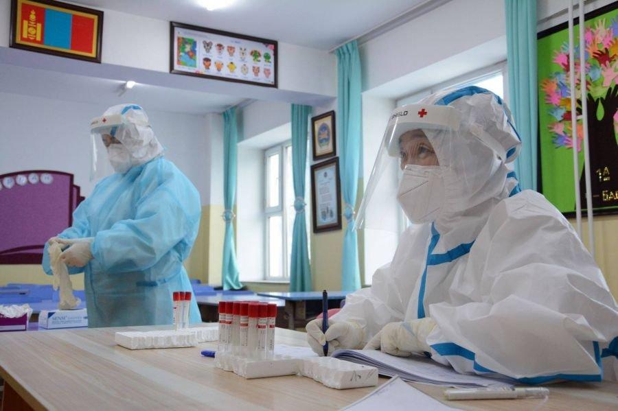 Коронавирусийн халдварын 2,263 тохиолдол батлагдлаа
