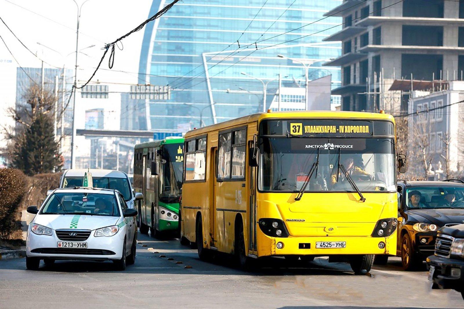 Амны хаалтгүй иргэдэд нийтийн тээвэр үйлчлэхгүй