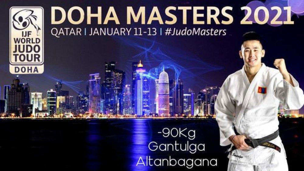 """""""Доха Мастерс""""-ын гурав дахь өдөр Г.Алтанбагана, Ө.Дүүрэнбаяр нар зодоглоно"""