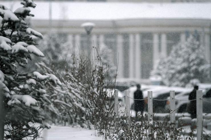 Өнөөдөр төв, баруун, зүүн аймгуудын нутгаар цас орж хүйтэрнэ