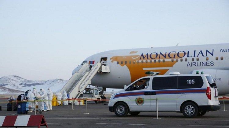 Монгол Улсаас БНСУ-д суугаа Элчин сайдын яамнаас мэдээлж байна