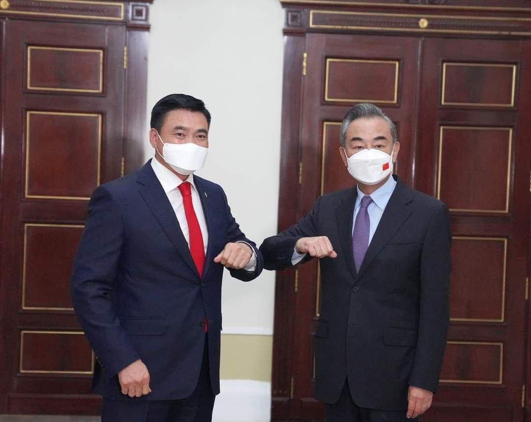 Тяньжин боомтод хуримтлагдсан чингэлэг тээврийн бөөгнөрлийг арилгах асуудалд Хятадын тал анхаарал хандуулахаа илэрхийлэв