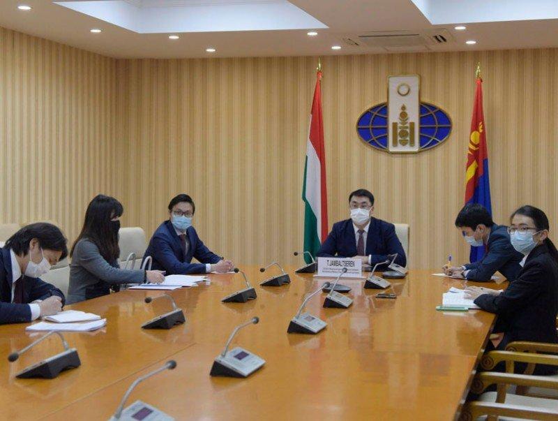 Монгол, Унгарын Засгийн Газар хоорондын Комиссын хурал боллоо